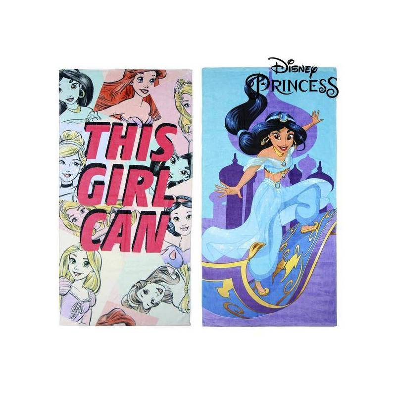 Beach Towel Disney Princess 73865