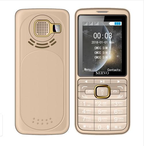Телефон мобильный SERVO S10
