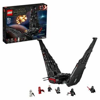 Diseñador de Lego Star Wars Episodio IX шаттл кайло Rena 75256