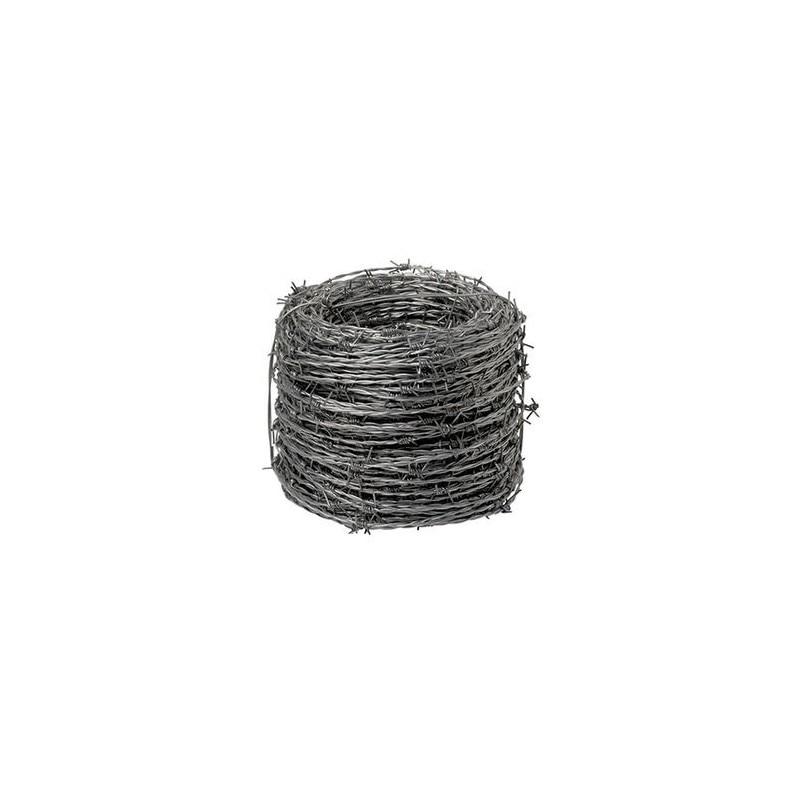 Hawthorn Wire Galvanized 100 Meters 4/15