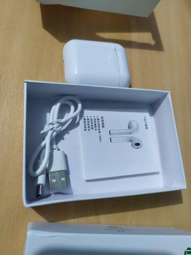 Fone De Ouvido Bluetooth i11 TWS photo review