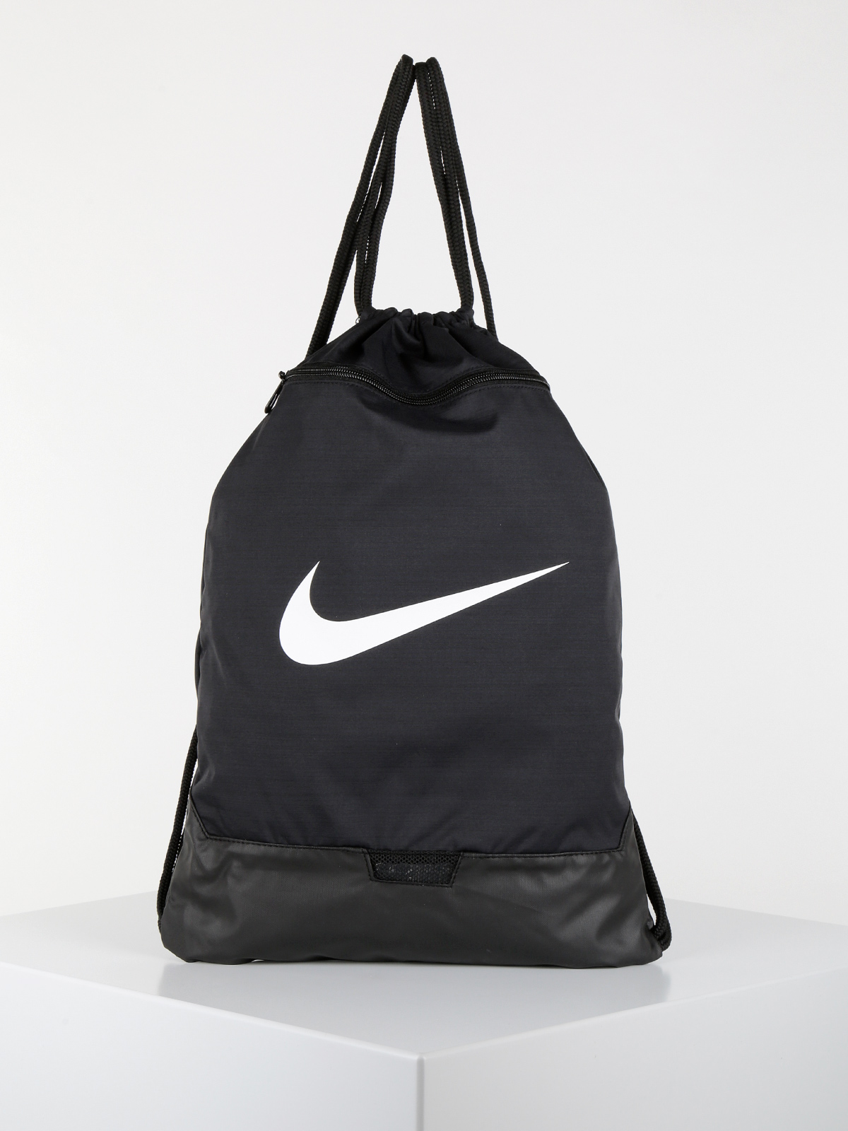 Brasilia Gym Sack-stringed Bag Black