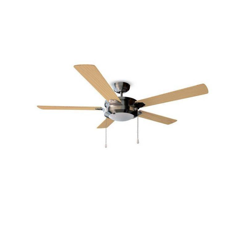 Ceiling Fan With Light Cecotec Forcesilence Aero 540 60W