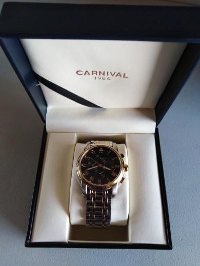 -- Relógio Negócios Luminoso