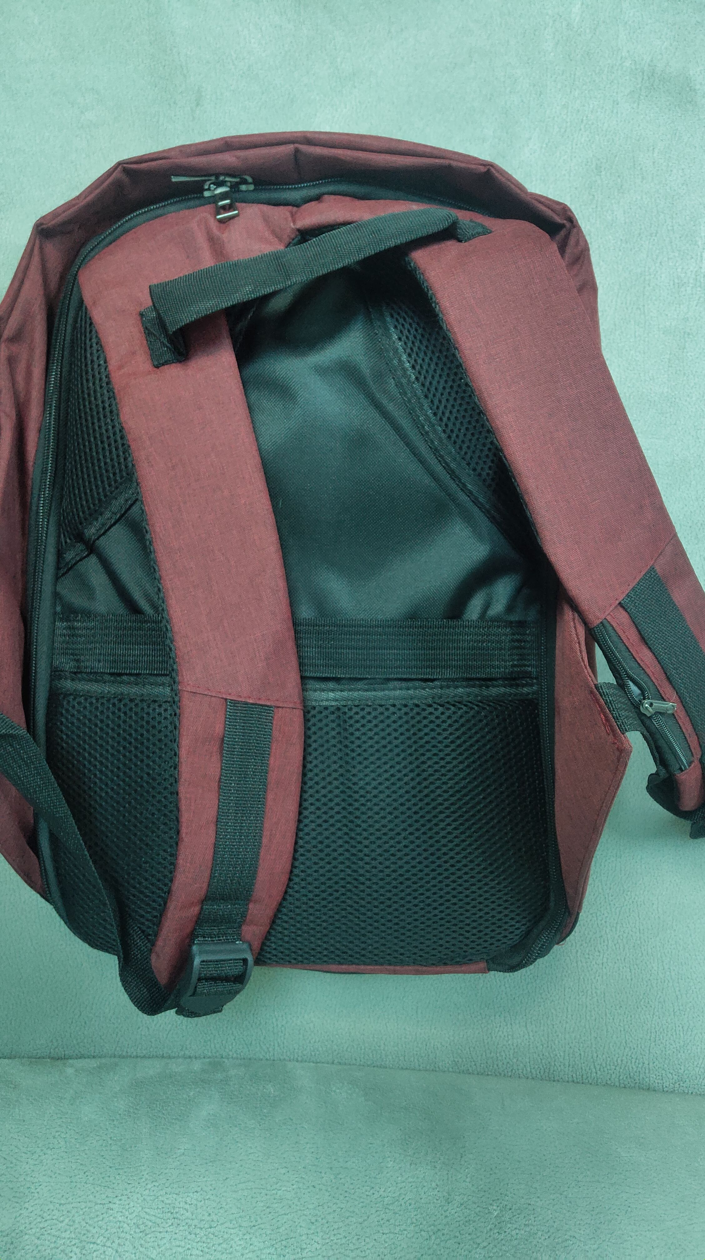 Anti-Theft Waterproof Backpack for 15.6 Inch Laptops photo review