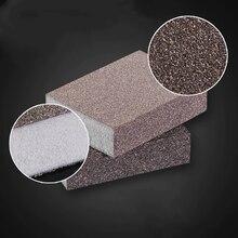 5 шт/компл губка для полировки мебели наждачная бумага полирования