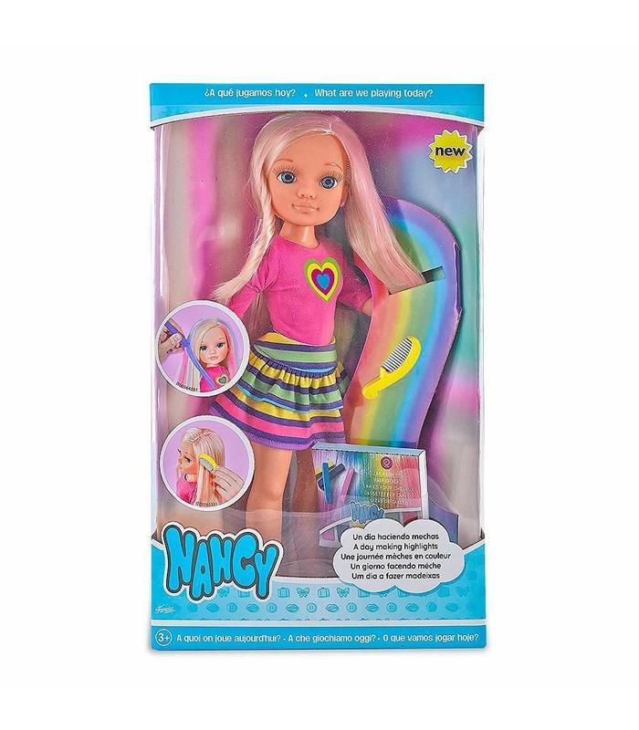Nancy Doll Making Wicks Toy Store Articles Created Handbook