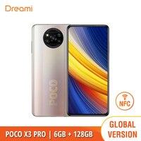 [Global Version] POCO X3 PRO 6GB RAM 128GB / 8GB RAM 256GB ROM NFC (Brand New / Sealed) Smartphone Mobile Cellular 1