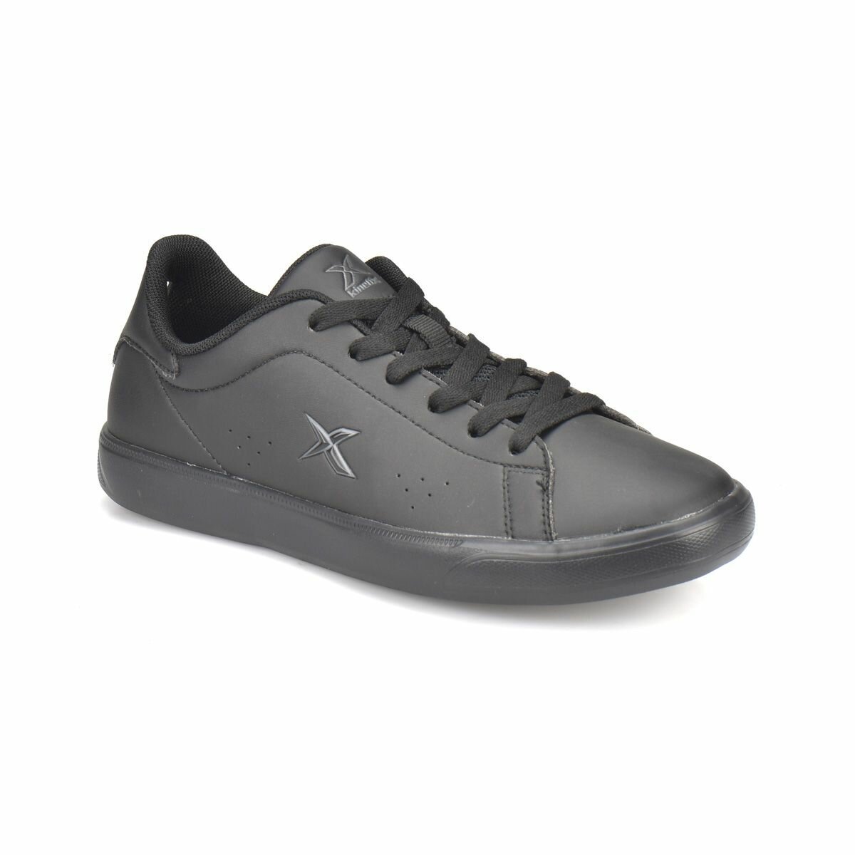 FLO GRATO W Black Women 'S Sneaker Shoes KINETIX