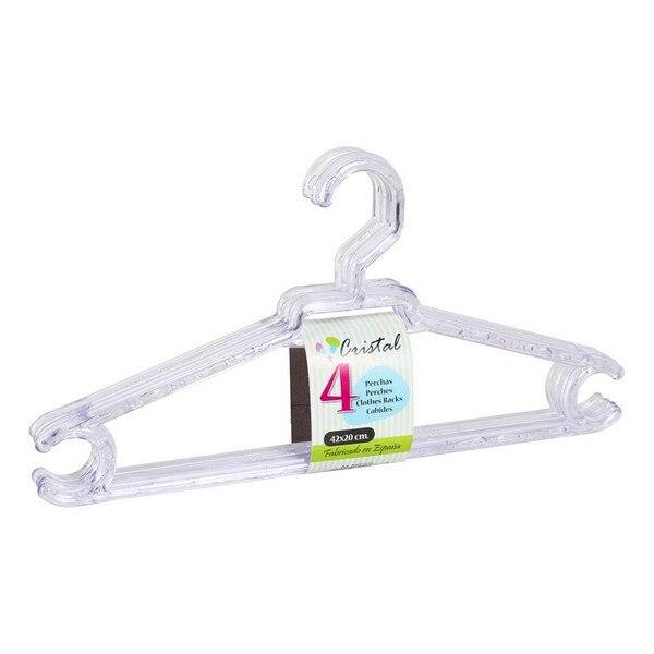 Hangers White (4 Uds)