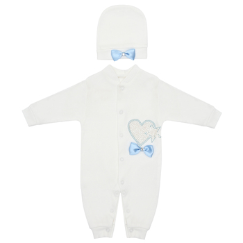 Baby Set Rompers Newborn Boy Girl Clothes Jumpsuit Outfit 3 Pcs Pajamas Bodysuits Overall 3-9M %100 Cotton Jumper