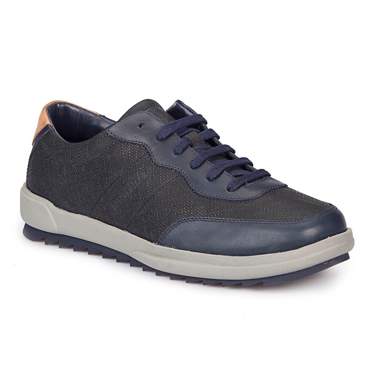 FLO DRAGON Navy Blue Men 'S Shoes LUMBERJACK