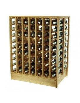 Botellero Isla doble acceso a 126 botellas