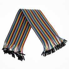 40 pièces femelle DuPont cordon de raccordement 30cm pour platine de prototypage Arduino [projets Arduino]