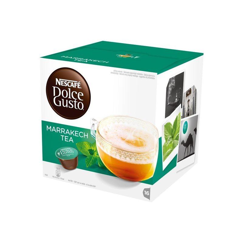 Marrakesh Style Tea 16 PCs Dolce Gusto