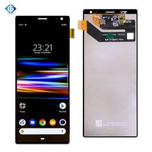 6.5 Full Screen For Sony For Xperia 10 Plus LCD Display Touch Screen Replacement LCD For Sony 10 Plus I3213 I4213 Display Part