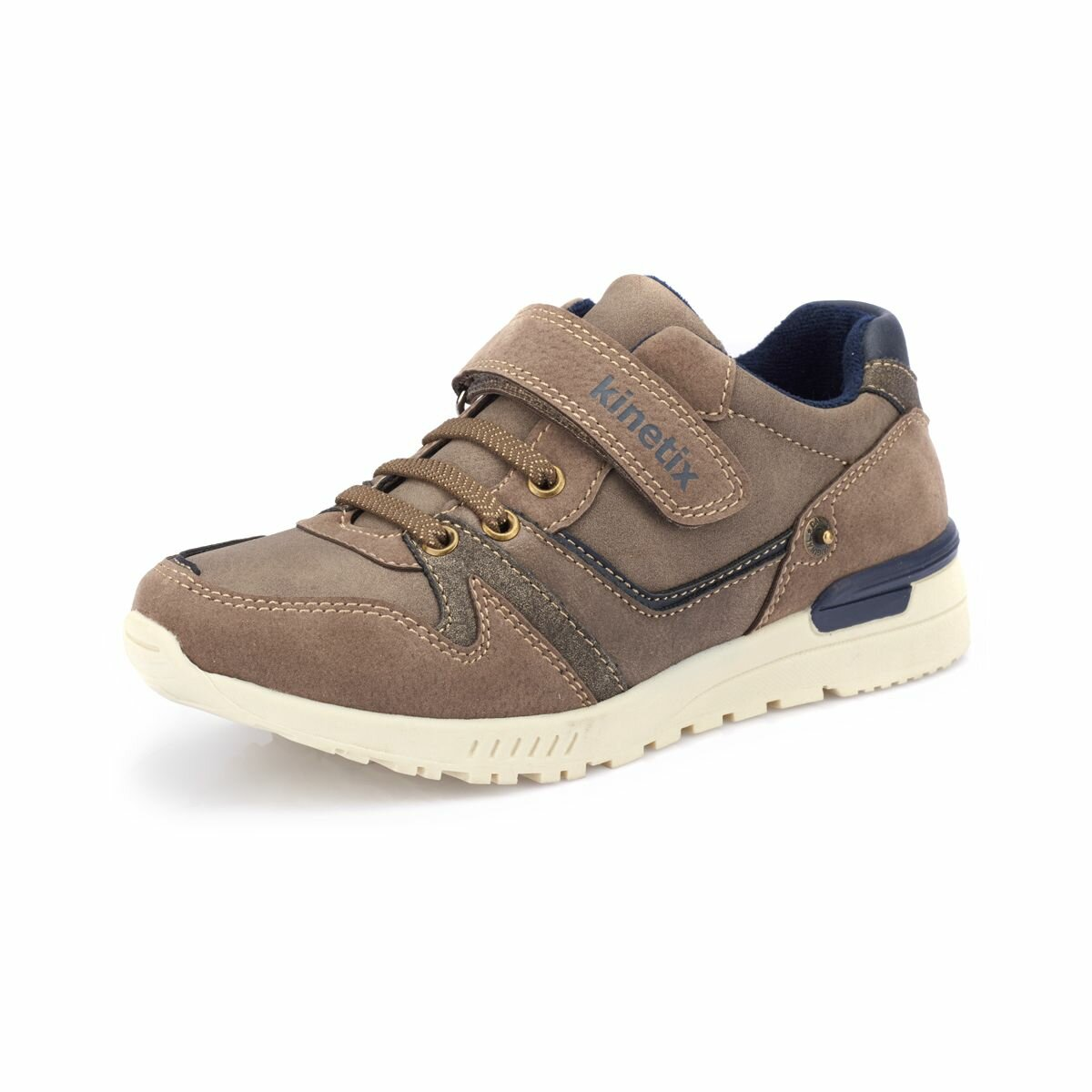 FLO MARCUS Brown Male Child Sports Shoes KINETIX