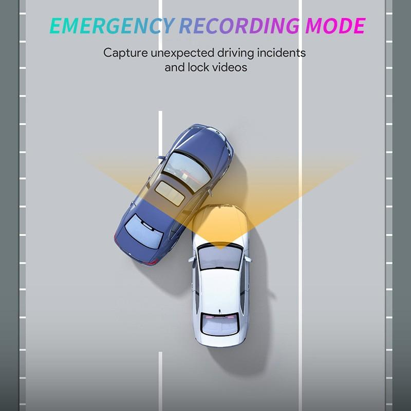 HD Dash Cam Dvr Dash Camera Car DVR Car video surveillance ADAS Dashcam android dvr Car recorder Night Version Auto Recorder 5