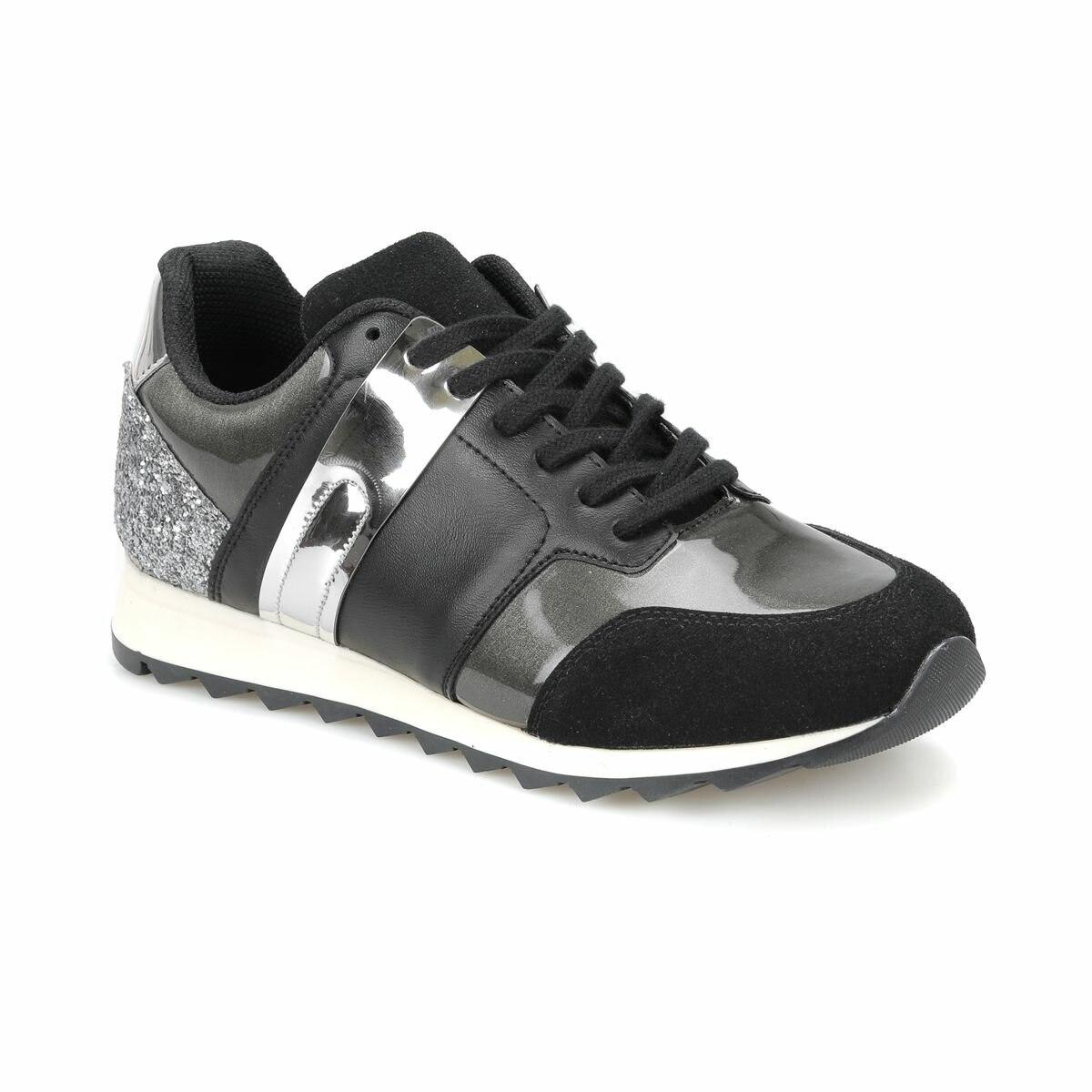 FLO CW18046 Gray Women 'S Sports Shoes Art Bella