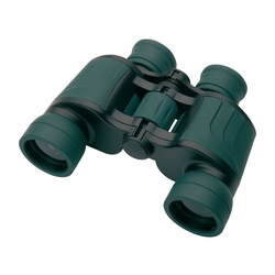 Binoculars 8x 8x40 Gamo, rubber finish, ideal for mountain with pouch and lanyard, BE8X40