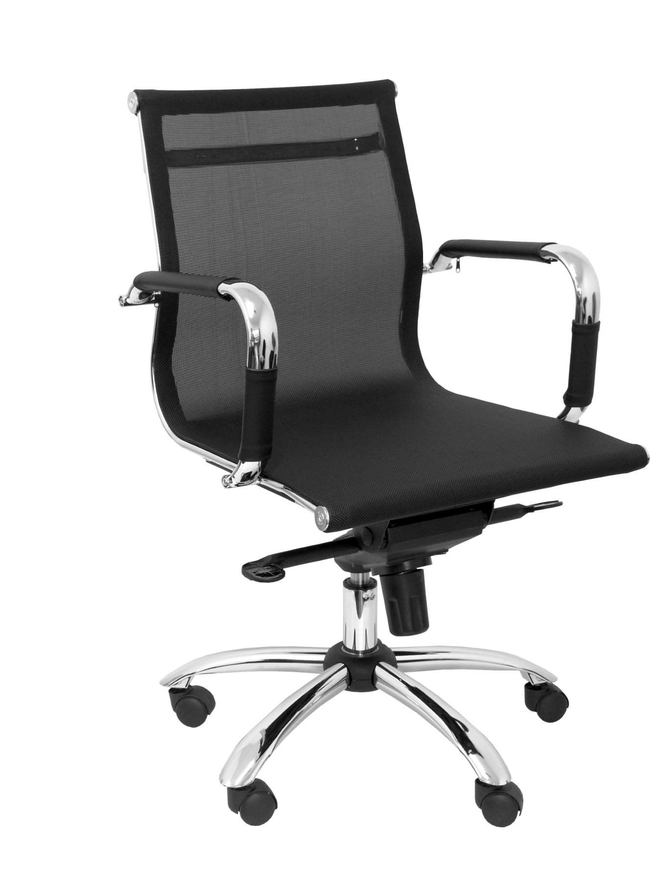 Chair's Office Desk Ergonomic With House Mechanism Tilting Multi Position And Dimmable In High Altitude-respaldo And's Seat Mesh