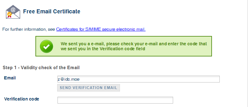 Actalis-Free-Email-Certificate-Apply-2