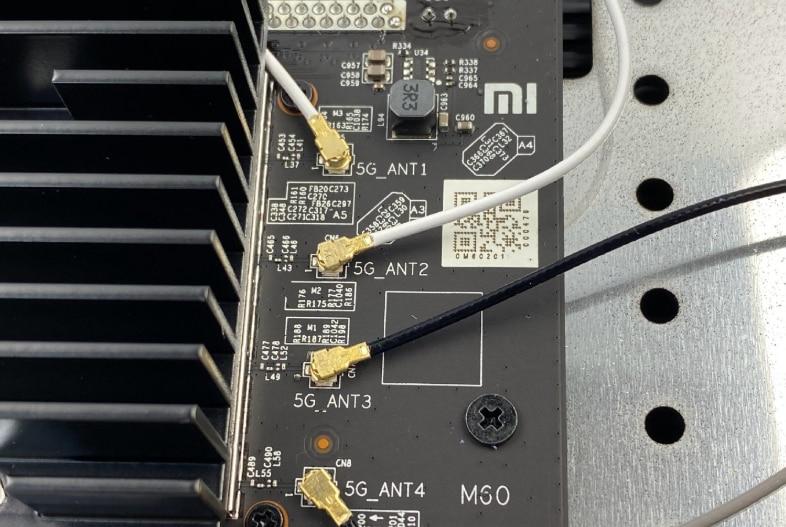 小米路由器Ax3600拆机评测(多图慎入)