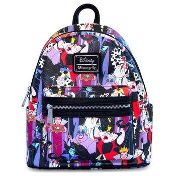 Backpack Villains Disney Loungefly 27cm фото