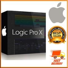 Apple Logic Pro X 10.6.1.✅MAC✅VERSION COMPLÈTE✅LIVRAISON LE JOUR MÊME✅