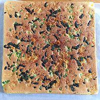 #安佳食力召集,力挺新一年#海苔香葱肉松卷的做法图解10