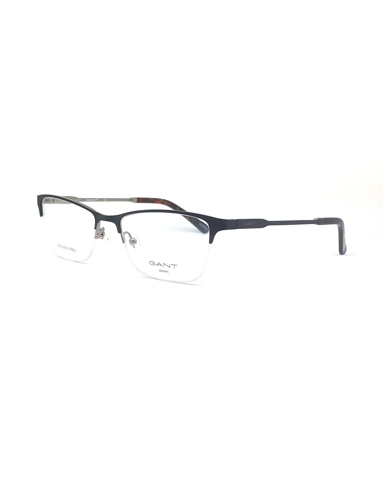 Markamilla Women Reading Glasses Frame Demo Glasses Eyewear Transparent High Quality WomenGant GNT 4067 002