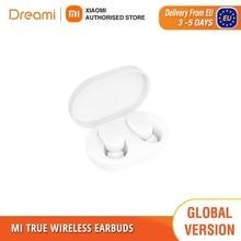 Xiaomi Mi True Wireless Earbuds نسخة عالمية من سماعات شاومي مي ترو اللاسلكية (أبيض) [علامة تجارية جديدة/مختومة] ، سماعة أذن ، سماعة أذن