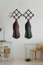 HouseART dekoracyjny wieszak na kurtki-metalowy wieszak ścienny hsrt197 tanie tanio TR (pochodzenie) Meble do salonu Meble do domu