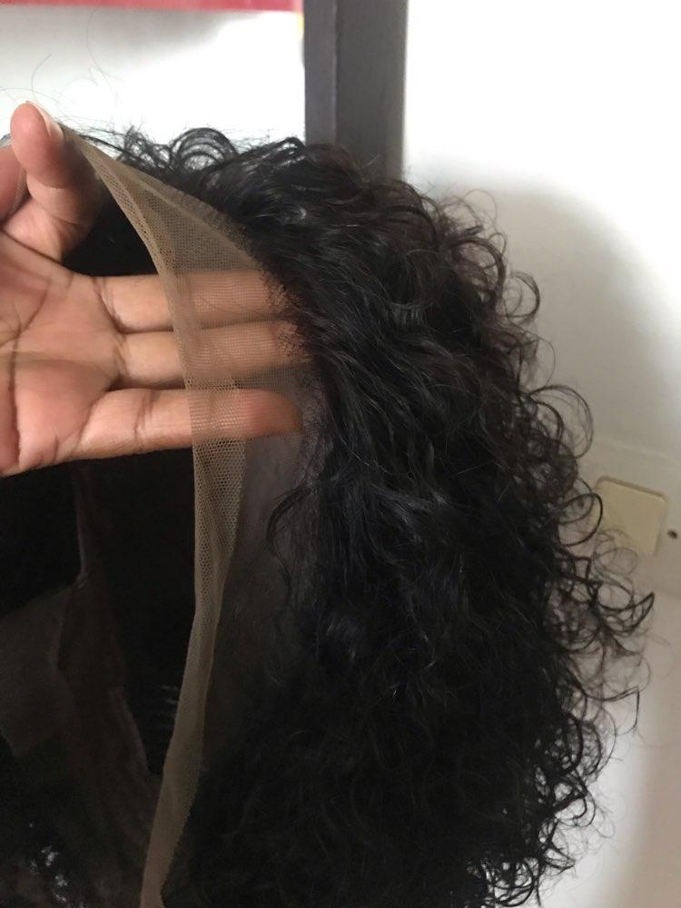 Apliques com cabelo humano Cabelo Humano Completo