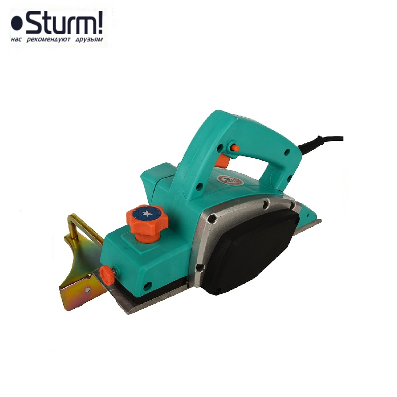 P1070 Planer electric Sturm, 700 W, width 82 mm, depth 2 mm, 16000 rpm Joiner's powerful Electric Tool Portable Woodworking Plan handsaw sturm 1060 92 700