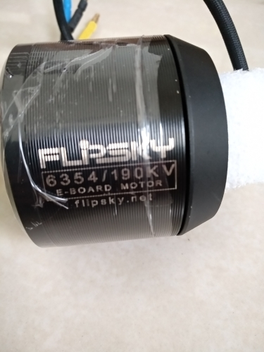 -- Bicicleta Flipsky Brushless