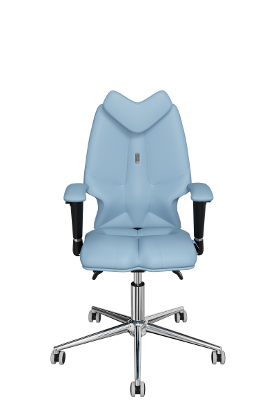 Chair Office KULIK SYSTEM KIDS Light Blue For Children And Teenagers Computer Эргономичное 5 Zones Control Spine