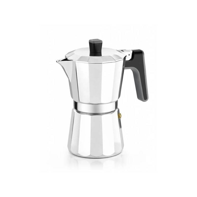 Italian Coffee Maker BRA 8535 (6 Cups) Aluminum