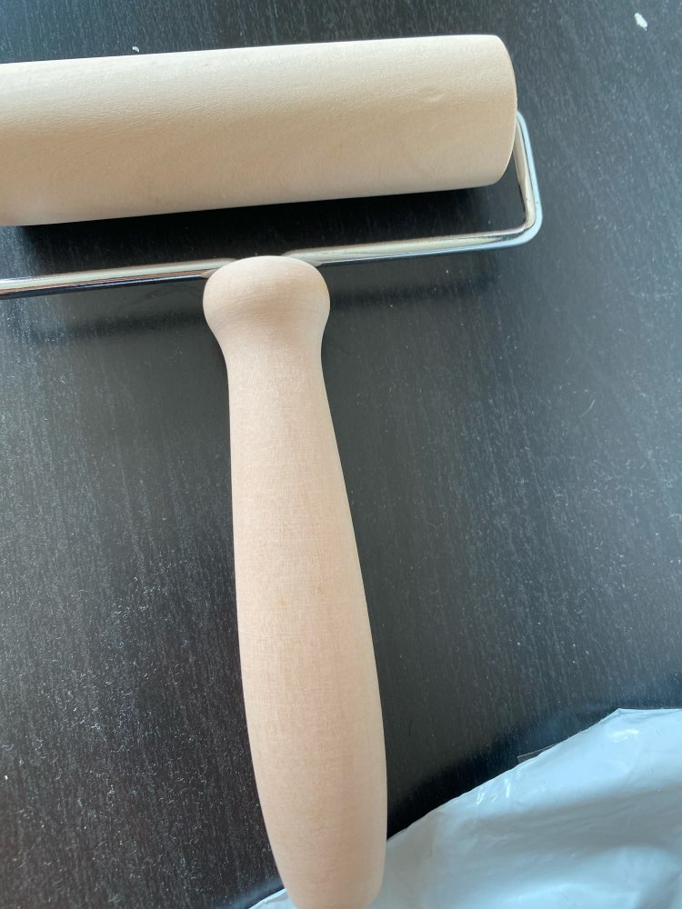 Wooden Hand Rolling Pin photo review