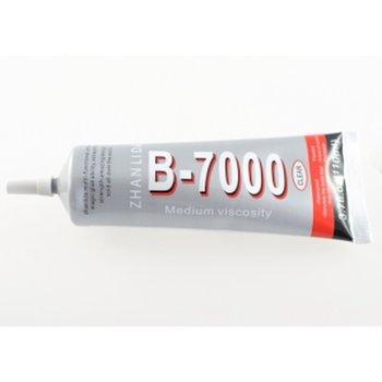 110ml B7000 Pegamento líquido transparente para fijar pantallas, marcos, cristales, táctiles y  hobb