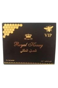 Wonderful Royal Honey Original (12 Pieces In Box) PERFORMANCE ENHANCER HONEY PASTE