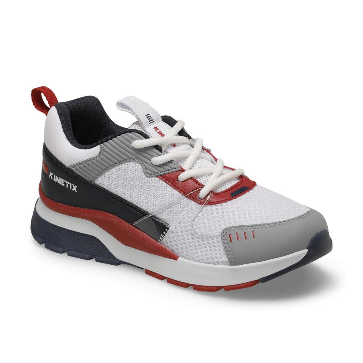FLO CELESTE White Male Child Hiking Shoes KINETIX