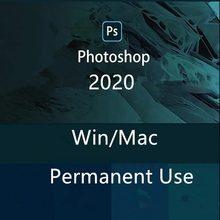 Paquet d'installation complète pour Adobe Photoshop CC 2020, livraison instantanée à vie