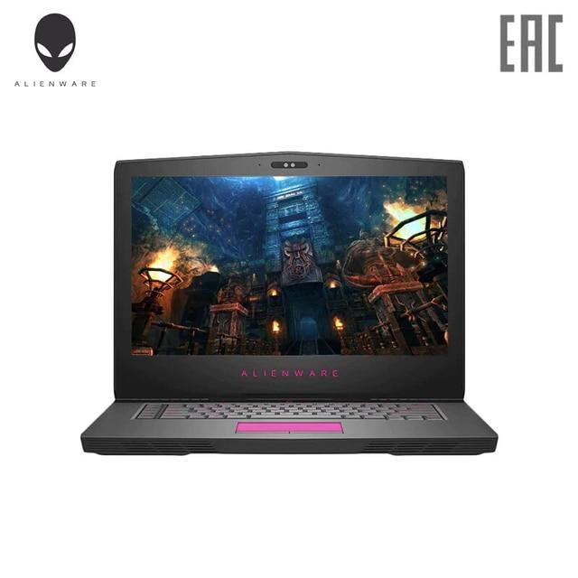 "Для ноутбука Dell Alienware R4 15,6 ""/Intel Core i7-8750H/8 GB/1 ТБ + 256 GB/GTX 1060 6 ГБ/Windows 10 серебро A15-9249"