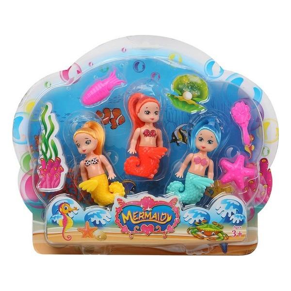 Mermaid Doll 118275