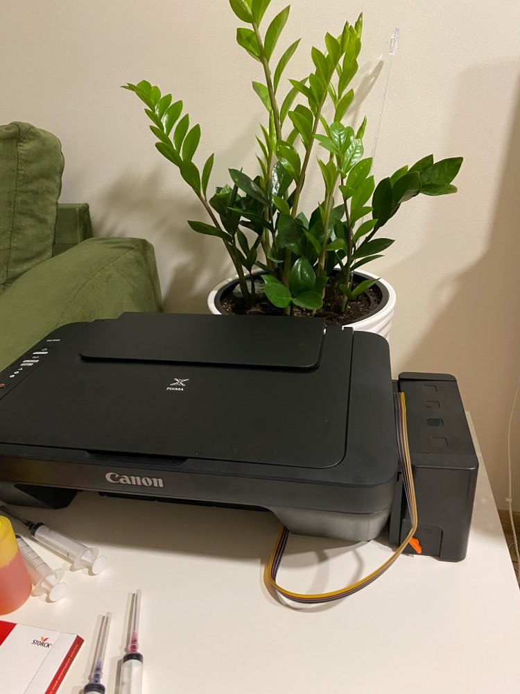 -- Tanque Inkarena Impressora