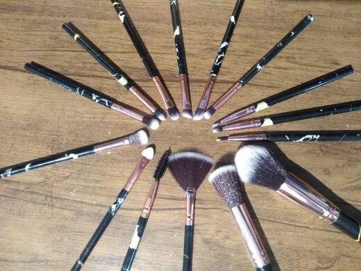 FLD5/15Pcs Makeup Brushes Tool Set photo review