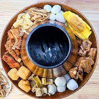 酱香一品锅,舌尖上的经典年夜饭 #福气年夜菜#的做法图解7