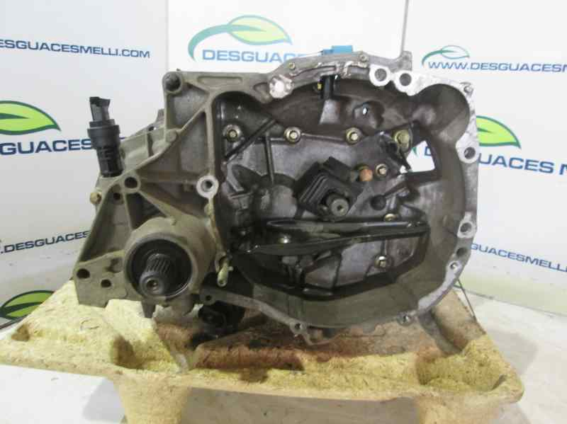 JB1991 GEARBOX RENAULT CLIO II PHASE II (B/CB0)|Shifters| |  - title=