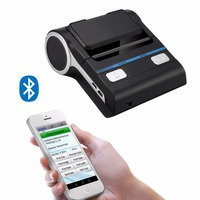 Printer ticket laptop bluetooth 80mm for Android and IOS